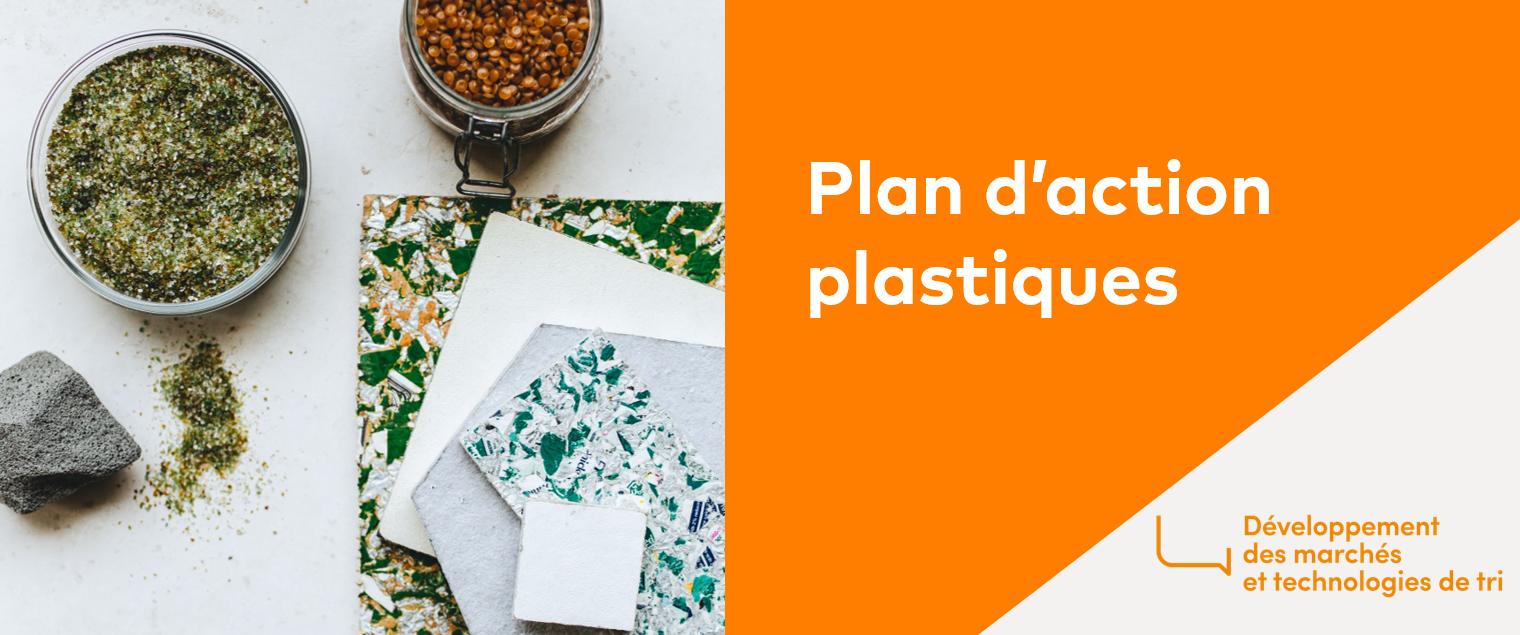 Plan d'action plastiques