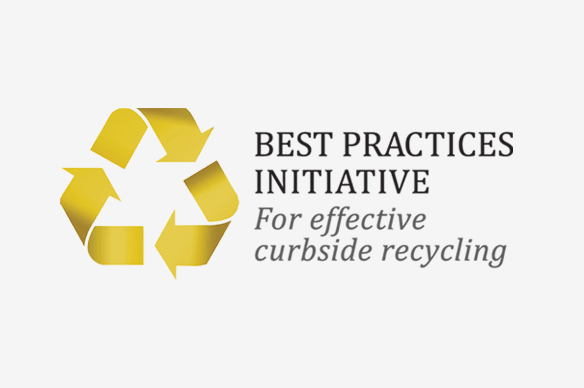 Best Practices initiative for effective curbside recycling